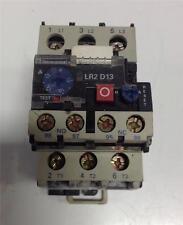 TELEMECANIQUE OERLOAD RELAY LR2 D13 WITH LA7-D1064