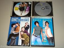 4 Movie DVD Lot Set A MIGHTY HEART Going the Distance HOW TO DEAL The Big Bounce
