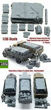 1/35 Scale resin kit Universal/Generic Truckload (Tarp Covered Crates) #3