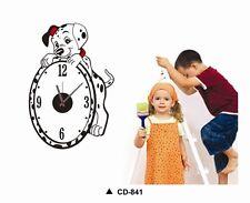 Reloj 50 cm reloj Incluso personalizable Hágalo usted mismo Wandtattoo CD-841