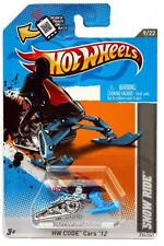 2012 Hot Wheels #234 HW Code Cars Snow Ride