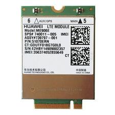 HP lt4112 HUAWEI ME906E NGFF LTE/HSPA+ FDD 4G WWAN module Card 740011-005 Unlock