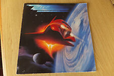 ZZ TOP AFTERBURNER RECORD LP 1985 WARNER BROS buy any 3 extra for same post