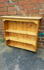 Ducal Pine Wall Dresser Shelf Unit Display Cabinet Book Shelf