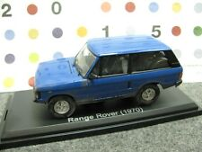 1/43 Range Rover Mud Version (1970) diecast ms