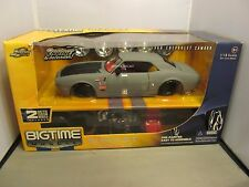 JADA 1/18 BIGTIME MUSCLE *VHTF* 1968 CHEVY CAMARO DIECAST MODEL KIT NEW *READ*