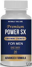#1 Power SX Natural Herbal Sex Libido Enhancement Pills Long Lasting Erection