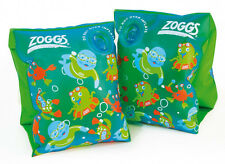 Zoggs Zoggy Kids/Baby Swimming Arm Bands Swim Roll-Up Armbands Blue 1-6yr
