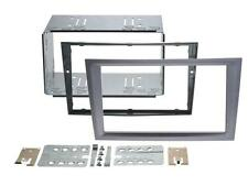 RENAULT Trafic 2 ; Car radio panel Double DIN Radio Cover 2-DIN anthracite