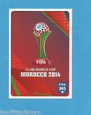 FIFA 365/2016-PANINI ITA-Figurina n.10- MOROCCO 2014 - POSTER-NEW