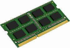 NEW! 8GB DDR3 1333 PC3-10600 SODIMM 204PIN 8G NOTEBOOK LAPTOP MEMORY RAM Non-ECC
