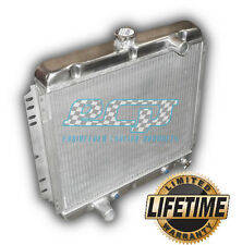 NEW Aluminum Radiator 1967 1968 1969 1970 Ford Mustang NO 3 ROW GIMMICKS! 6339S