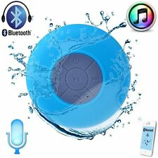 Shower Bluetooth Speaker Handsfree Calling & Subwoofer Shower Waterproof