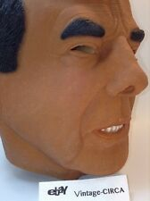 *RARE* BOB DOLE Political HALLOWEEN MASK - Latex - RUBIES Costume # 2743 *RARE*