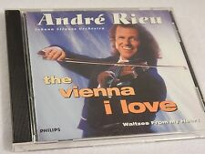 The Vienna I Love: Waltzes from My Heart by Andre Rieu 1996