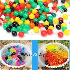 Mixed Color Magic Crystal Mud Soils Water Expand Beads Gel Balls Plant Pot Decor