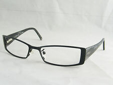 Fendi F 602 001 Eyeglass Frames Only 52 16 135
