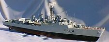 Deans Marine HMS Nubian 1/96 scale no electric parts unassembled