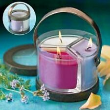Harmony Candle in Metal case with Lid 3 in 1 Candle See Description