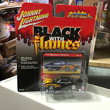 1971 MERCURY CYCLONE JOHNNY LIGHTNING 1/64 STREET FREAKS Diecast REPLICA