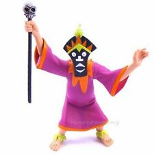 5'' Scooby Doo Witch Doctor Monster & Wand Accessory action figure toy L60800