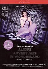 Alice's Adventures In Wonderland (Special Edition), New DVDs
