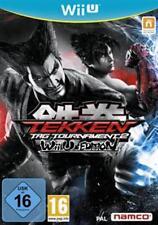 Nintendo Wii U Tekken Tag Tournament 2 Sehr guter Zustand