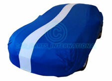 BLUE INDOOR CAR COVER TO FIT Opel Ascona C MODELS ONLY