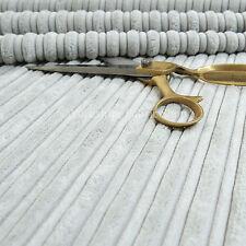 Ameublement sellerie tissu haut bas doux velours texturé cordon en couleur argent