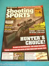 SHOOTING SPORTS - BLASER R8 PROFESSIONAL - DEC 2010
