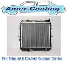 Radiator Fit Toyota 4Runner V6 RWD 1988 1989 1990 1991 3.0 6CYL Toyota Pickup AT