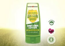 Non-Sticky BUG SHIELD DEET FREE LOTION-anti-dengue mosquito repellent(50ml)