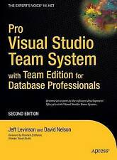 Pro Visual Studio Team System with Team Edition for Database Professionals 2nd E
