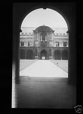Glass Magic Lantern Slide ST JOHNS COLLEGE OXFORD C1900 PHOTO ENGLAND