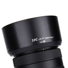 JJC Lens Hood for Nikon AF-P DX NIKKOR 70-300mm f/4.5-6.3G +D3400 D5500 as HB-77