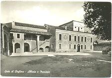 SESTO AL REGHENA - ABBAZIA E MUNICIPIO (PORDENONE) 1964