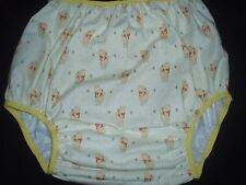 ADULT BABY    POOH   SOFT VINYL  PANTS  28/36