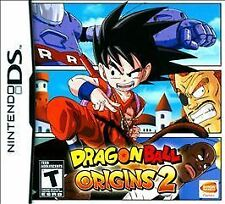 Dragon Ball Origins 2 Dragonball Z (Nintendo DS) Game Only Tested