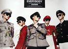 SHINEE Autographed with pen Mini5 album Everybody Poster New Korean 80*52CM