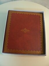Hallmark REGAL RED ALBUM #EDY2025 NEW with AR 6555 Self Adhesive Pages NEW