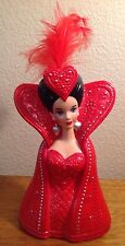 1995 Bob Mackie, Mattel Barbie Queen Of Hearts, Vase, Red