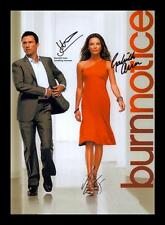 BURN NOTICE  AUTOGRAPHED SIGNED & FRAMED PP POSTER PHOTO