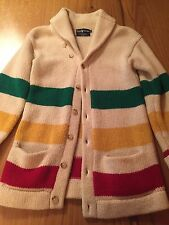 Polo Ralph Lauren College Cardigan Small