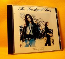 CD The Prodigal Sons Wine Of Life 11TR 1993 Dutch Rock RARE !