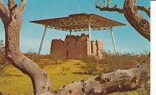 Vintage POSTCARD c1950s Casa Grande Ruins National Monument COOLIDGE, AZ 13559