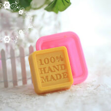 Silicone Cake Chocolate Baking Mould Tray Handmade Soap Candle Mold Sugercraft