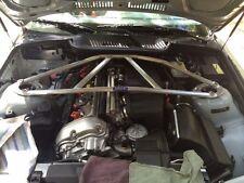 MASONENGINEERING.NET e36 F.RACEBRACE S54  STRUT BAR in STEEL OR ALUMINUM ALLOY