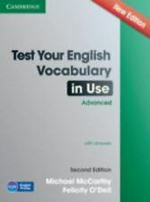 Test Your English Vocabulary in Use Advanced with Answers, O'Dell, Felicity, McC