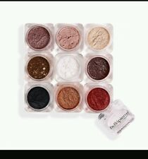 BELLA PIERRE SHIMMER 9 STACK MINERAL EYESHADOW/ 15.75 G / SEALED/ WITHOUT BOX