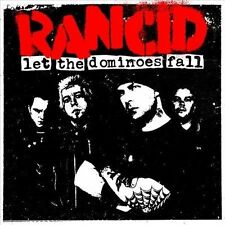 FREE US SH (int'l sh=$0-$3) NEW CD Rancid: Let the Dominoes Fall